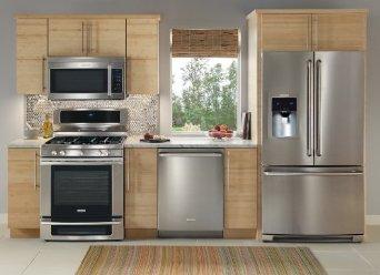 Overisel Kitchen and Bath Center - Appliances