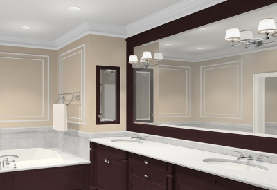 Bathroom Mirror Hardware overisel kitchen and bath center - hardware and accessories